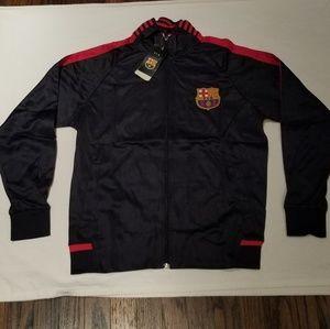 Barcelona men's jacket